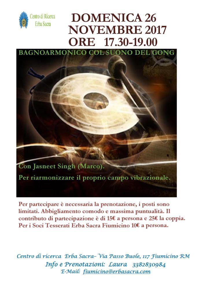 BAGNO DI GONG_26.11.17