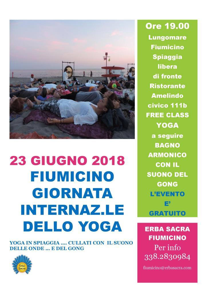 23 Giugno 2018_Giornata Internazionale dello Yoga